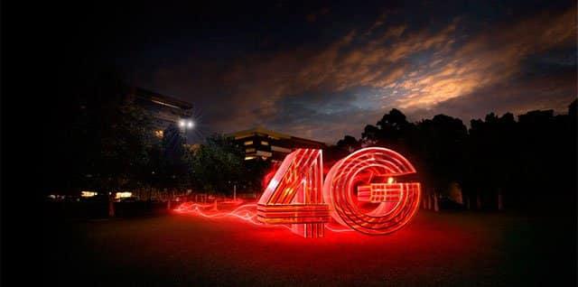 servicio Red 4G Garantizada de Vodafone