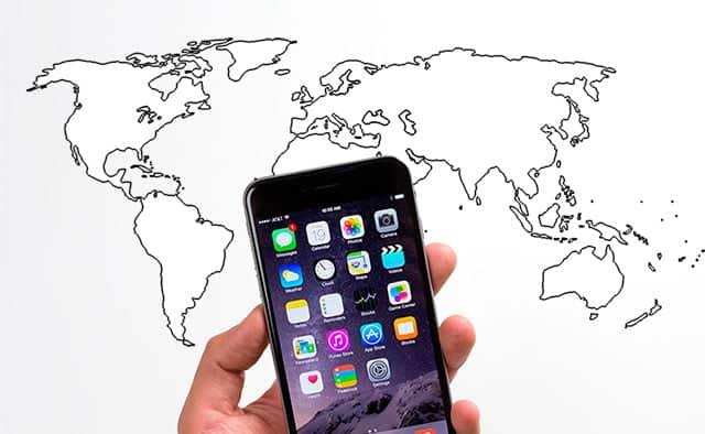 iPhone 6, smartphone más usado del mundo