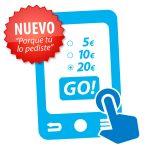 Recarga Go! de DIGI mobil