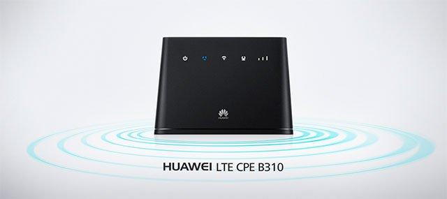 router WiFi Huawei B310