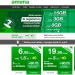 tarifas Amena con la promoción de verano de 2016