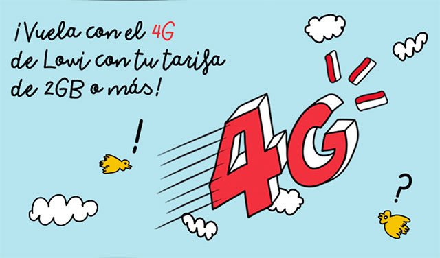 Lowi 4G