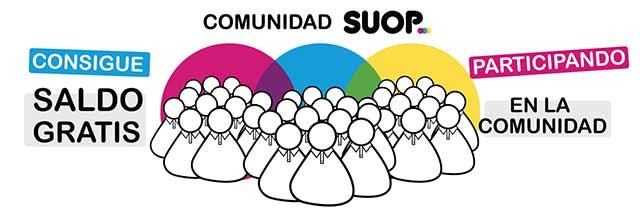 comunidad Suop