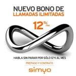 llamadas ilimitadas con Simyo