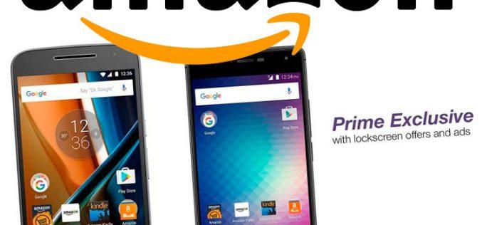 Amazon también subvenciona smartphones Android