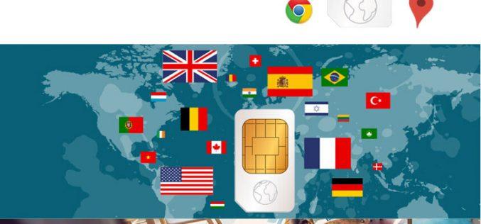 Transatel DataSIM, la tarjeta para tener Internet móvil en el extranjero