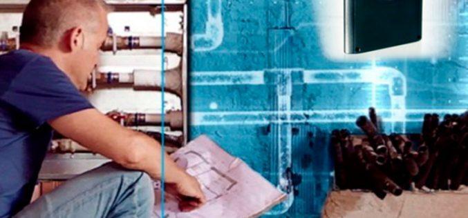 Walabot DIY, el accesorio para ver detrás de las paredes