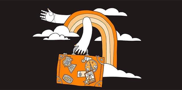 roaming en Europa incluido con Orange Canguro