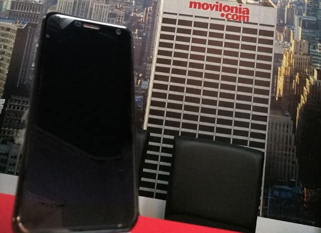 El nuevo smartphone Wileyfox Spark 4G