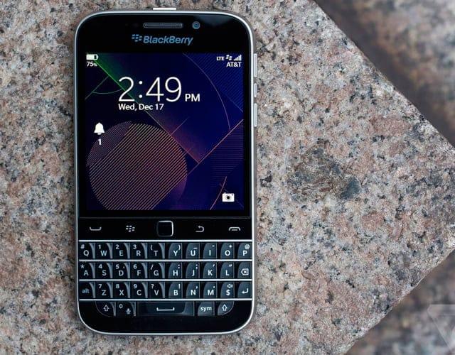 BlackBerry es la última marca en abandonar el mercado de fabricación de móviles.