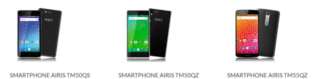 smartphones Airis de El País