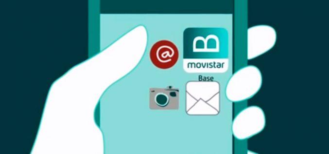 Base App, de Movistar, controla la red WiFi desde el móvil