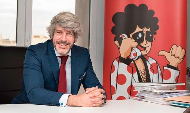 Javier Cantó, nuevo director general de Pepephone