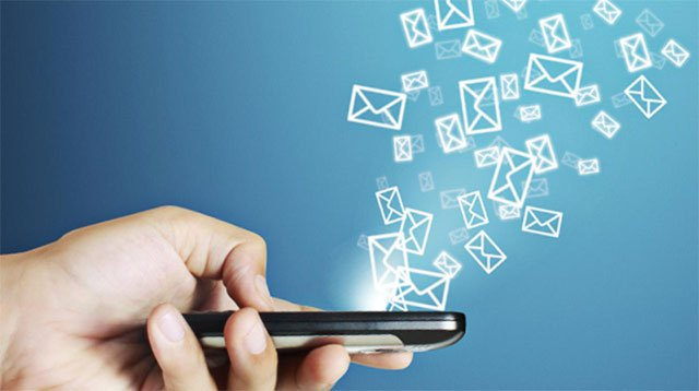 SMS con Vodafone