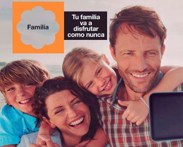 líneas móviles adicionales de Orange