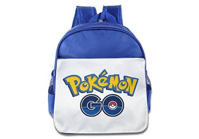 mochila Pokémon GO