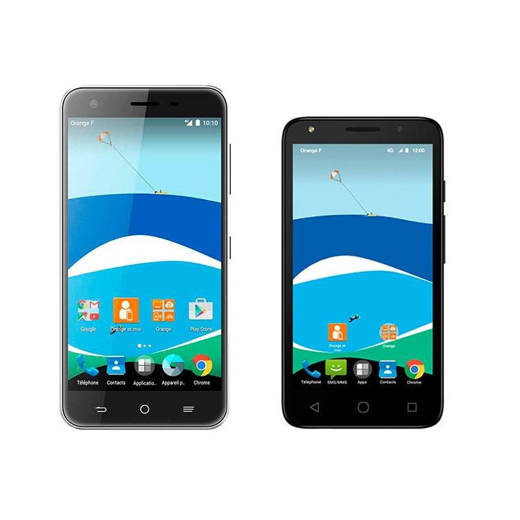 Unikalne Rise 31, Rise 51 y Dive 71: Orange renueva sus smartphones básicos PH69