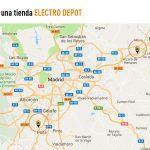 tiendas Electro-Dépôt en España