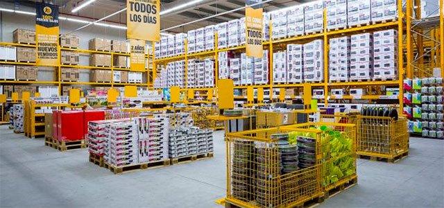 tienda Electro-Dépôt en España