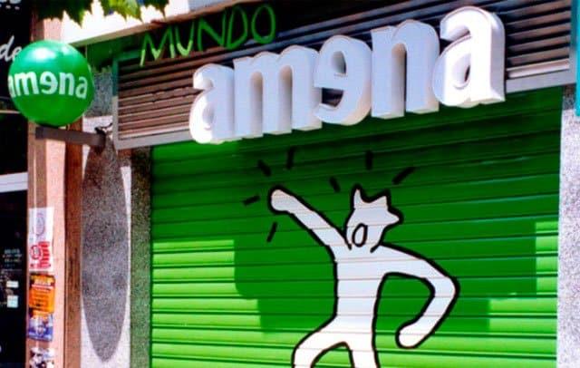 tienda Mundo Amena