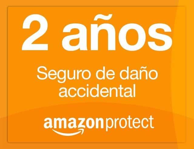 Póliza de 2 años Amazon Protect