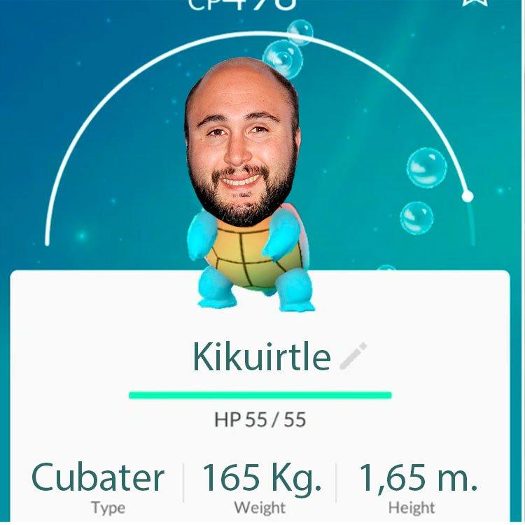 Pokémon de Kiko Rivera