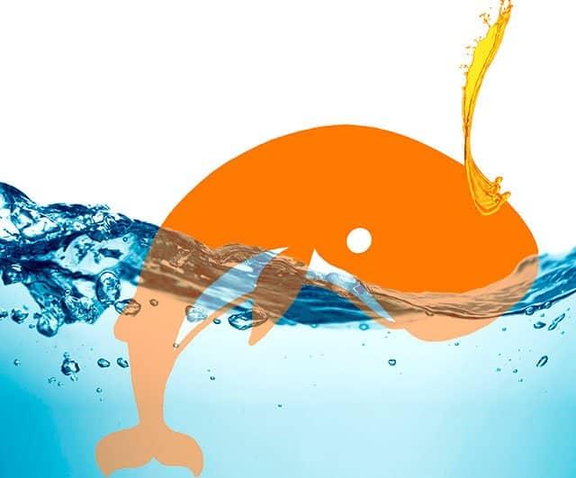 Orange escupe al cielo