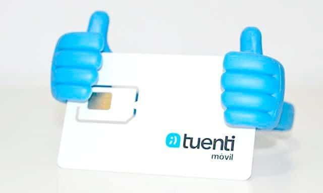 bonos de llamadas en Tuenti