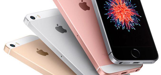 Apple no renovará el iPhone SE en 2017