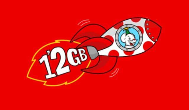 tarifa móvil de 1,2GB de Pepephone