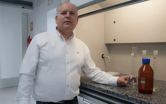 Celedonio Rocamora, de Toro Nanotec