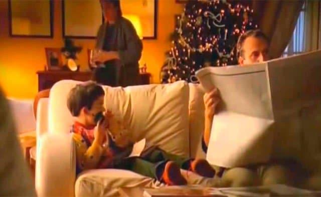 Hola, soy Edu, ¡Feliz Navidad!