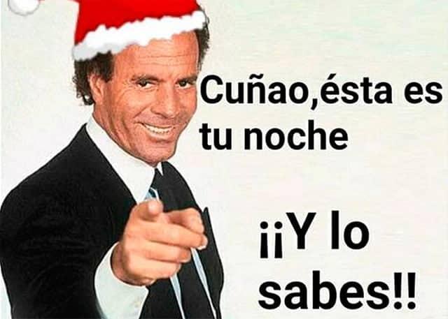 mensaje de Navidad WhatsApp