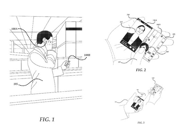 patente smartphone que se divide