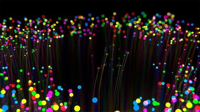 presencia de la fibra óptica en España
