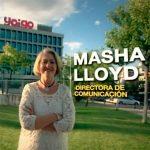 Masha Lloyd, dircom de Yoigo