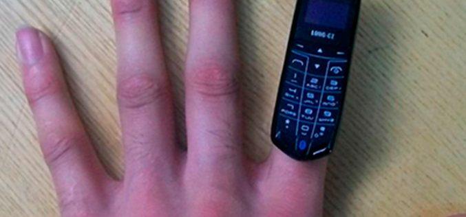 Cuando el móvil forma parte de tu cuerpo (literalmente)