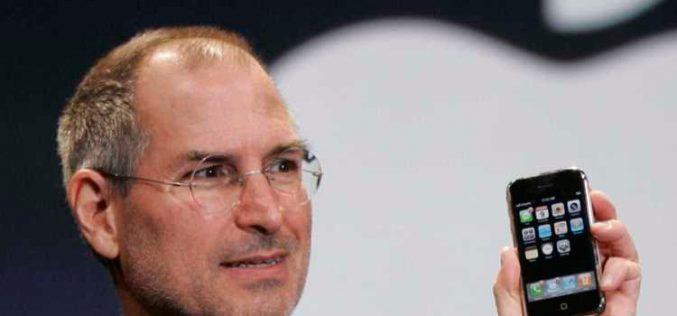 10 años del iPhone, el teléfono revolucionario que marcó un antes y un después