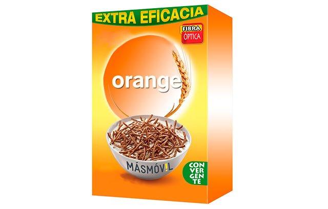 fibra Masmóvil con Orange