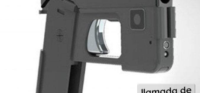 Ideal Conceal, la pistola que parece un smartphone