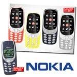Nokia 3310 en 2017