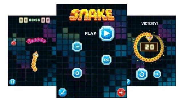 Snake en el Nokia 3310