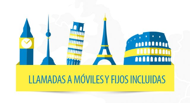 bonos de roaming por Europa de DIGI mobil