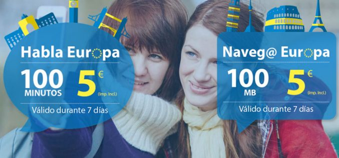 DIGI mobil lanza bonos semanales de roaming por Europa