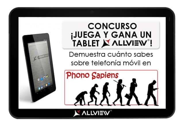 concurso tablet Allview
