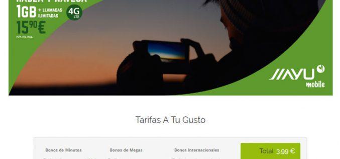 Jiayu Mobile reestructura sus tarifas móviles