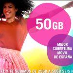 Yoigo ofrece 50GB durante 6 meses para impulsar sus Combinadas