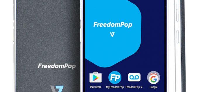 FreedomPop apuesta por los smartphones de marca blanca con su V7