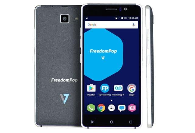 smartphone FreedomPop V7