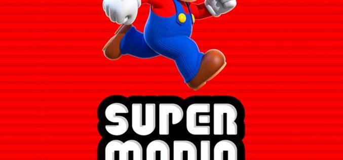 Super Mario Run, ya disponible en Android